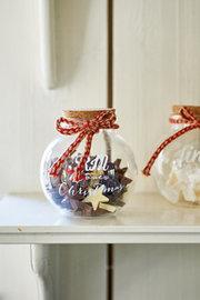 RM Loves Christmas Storage Jar