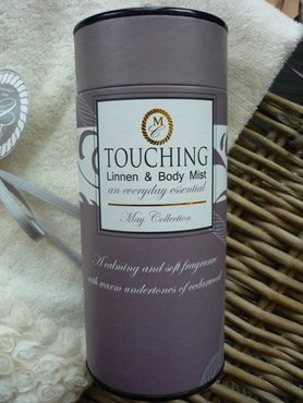 May Collection Touching Linnen & Body Mist