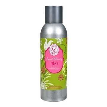 Greenleaf Gifts Snow Flowers Room Spray