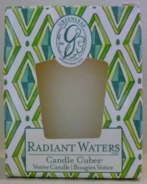 Greenleaf Radiant Waters Geurkaars