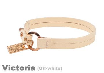 Embrace Design Armband Victoria Off White