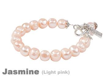 Embrace Design Armband Jasmine Pink