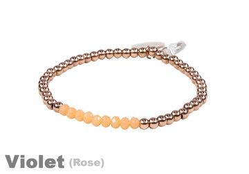 Embrace Design Armband Violet Rose