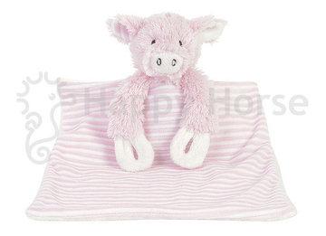 Happy Horse Pig Pimmy Foldable Tuttle/knuffeldoekje