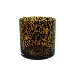 leopard votive large