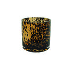 leopard votive medium