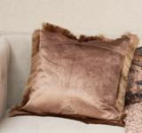 fabulous fringe pillow