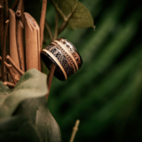 IXXXI Jewelry Vulring Black Snake 4 mm_