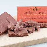 arthur tuytel frambozen chocoladereep