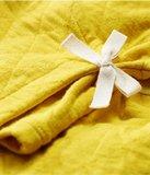 petit bateau tweedelig setje geel