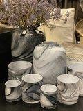 Grey Marble vazen