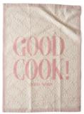 RM tea towel good cook