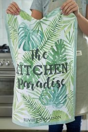 Riviera Maison Tea Towel Tropical Heatwave