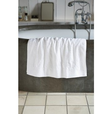 Riviera Maison Bath Towel 70x140 White