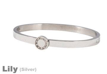 Embrace Design Armband Lily Silver