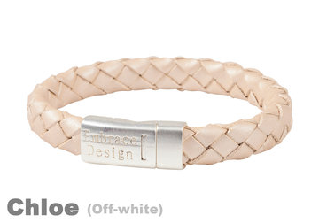 Embrace Design Armband Chloe Off White