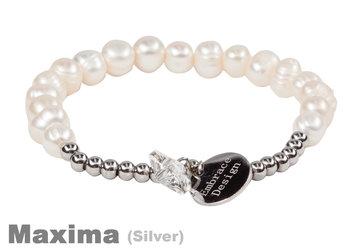 Embrace Design Armband Maxima Silver