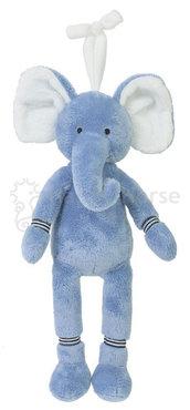 Happy Horse Elephant Emoji Musical