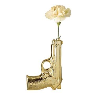 Bloomingville Gun vase Gold
