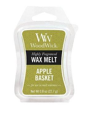 WoodWick® Mini Wax Melt Apple Basket