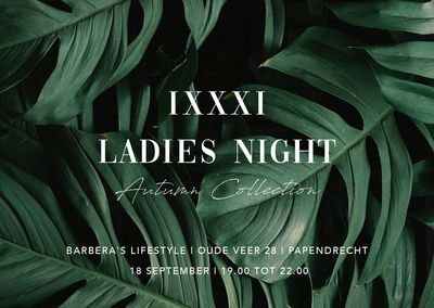 IXXXI TICKET LADIES NIGHT 18 SEPTEMBER