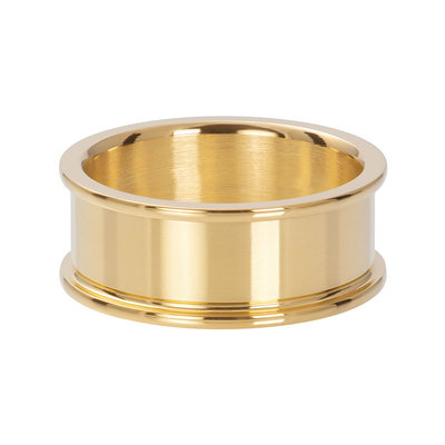 IXXXI Jewelry Basisring Goud 8 mm