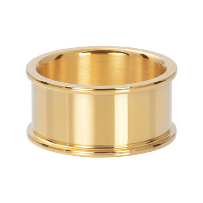 IXXXI Jewelry Basisring Goud 10 mm