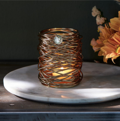 Riviera Maison Luxury Twisted Wire Votive