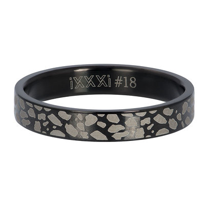IXXXI Jewelry Vulring Black Panther 4 mm