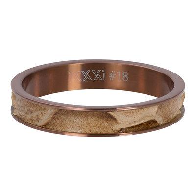IXXXI Jewelry Vulring Crocodile 4 mm