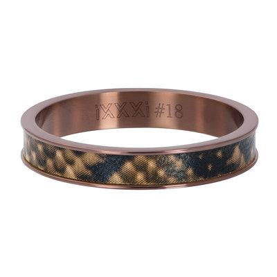 IXXXI Jewelry Vulring Leopard 4 mm