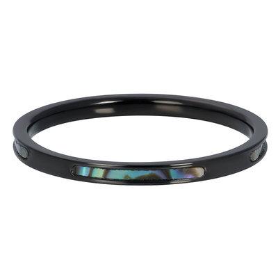 IXXXI Jewelry Vulring Blue Amber 2 mm