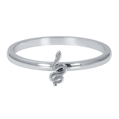 IXXXI Jewelry Vulring Symbol Snake Zilver 2 mm