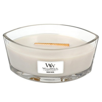 WoodWick Candle Ellipse Warm Wool