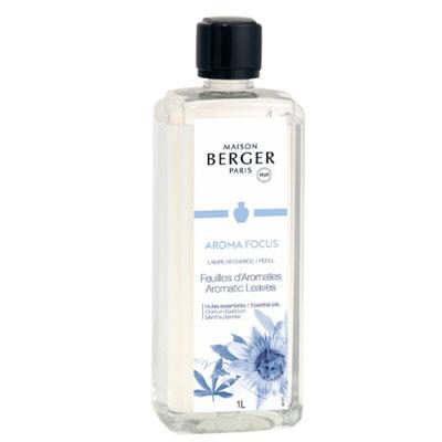 Lampe Berger Huisparfum Aroma Focus   Aromatic Leaves   500 ml