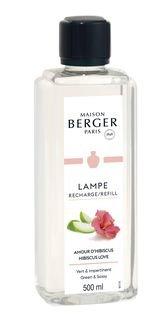 Lampe Berger Huisparfum Hibiscus Love   500 ml