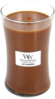 WoodWick Candle Large Jolly Gingerbread