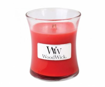 WoodWick Candle Mini Cranberry Cider