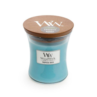 WoodWick Candle Tropical Oasis