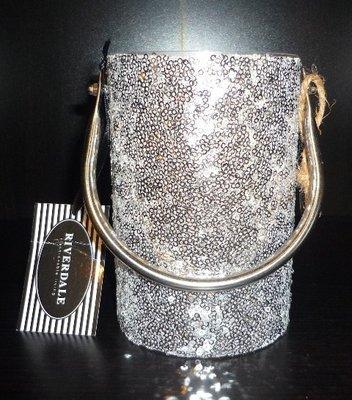 Riverdale Sfeerlicht Glamour Zilver
