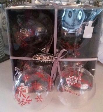 Riverdale Kerstballen Large
