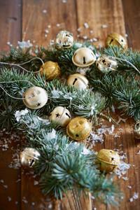 Riviera Maison Jingle Bells Dusty Mix gold