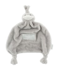 BamBam knuffeldoekje eend grey