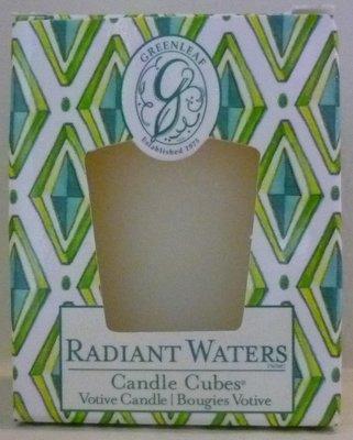 Greenleaf Radiant Waters Geurkaars