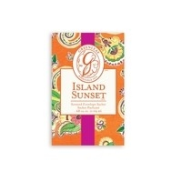 Greenleaf Gifts Island Sunset smal Sachet