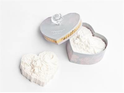 May Collection Peony Heart Soap