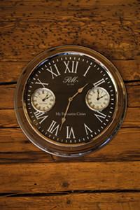 Riviera Maison My Favourite Cities Wall Clock