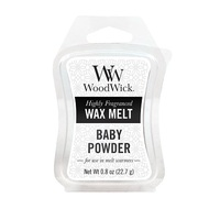 WoodWick® Mini Wax Melt Baby Powder Fragrance Of The Month