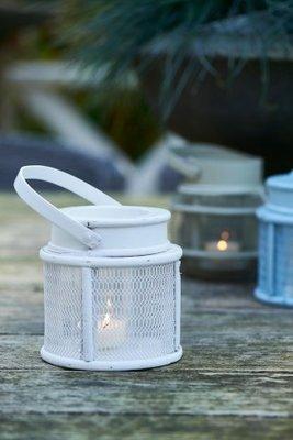 Riviera Maison Formentera Mini Lantern White