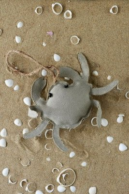 Riviera Maison Cosy Crab Decoration Hanger